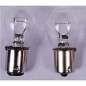 Incandescent Round Motor Cycle Back Light Bulb