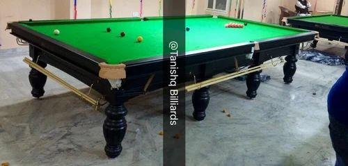 British Snooker Tables At Rs Set Budh Vihar New Delhi - British pool table