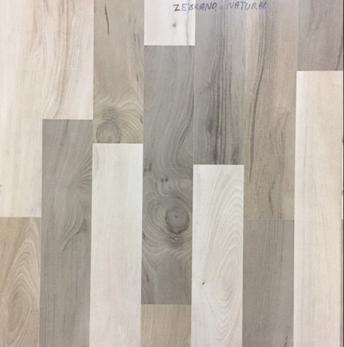 Zebrano Natural Wooden Floor Tiles, Zebrano Laminate Flooring
