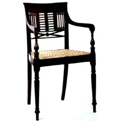 Brown Wooden Rosewood Auckland Chair