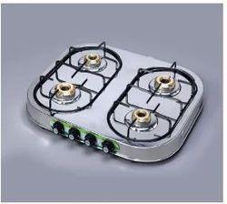4 Burner High Thermal Efficient LPG Stoves