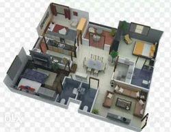 3 BHK Residential Flat