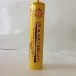 URJA HVAC Water Base Duct Sealent, Grade Standard: Industrial Grade, Packaging Size: 310 Ml Cartridge