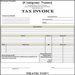tax invoice printing service invoice printing service vairam