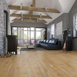 Oak White Engineered Flooring