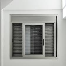 Sliding Window Grill Design