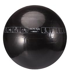 Novafit Instruction Printed Gym Ball 95 Cm