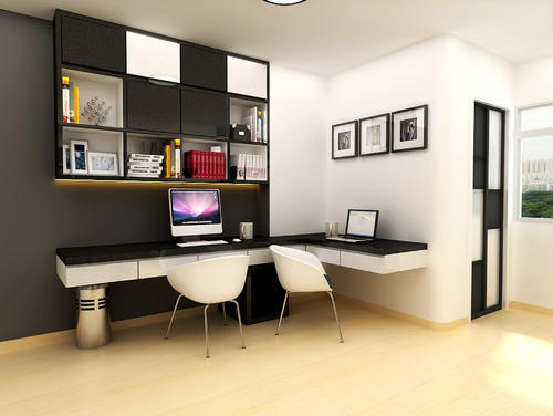 Home Study Room Interior Design Service