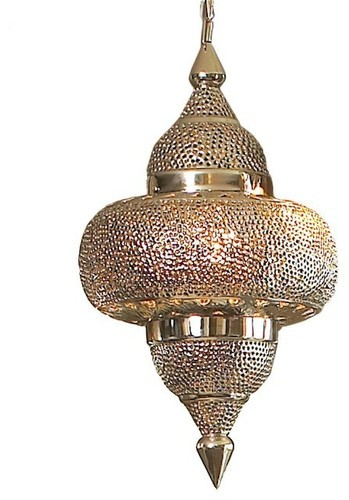 Iron Moroccan Lamps