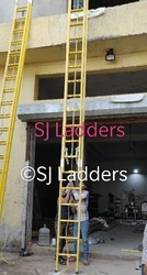 Fiber Wall Extension Ladder