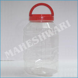 Pet Jar 5000 ml Edible Oil Bottles