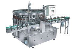 Semi Automatic Linear Vacuum Filling Machine