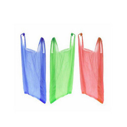 Plastic Polyethylene Carry Bags