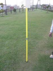 Spike Pole with Center Spring