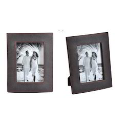 PU Leather Photo Frame