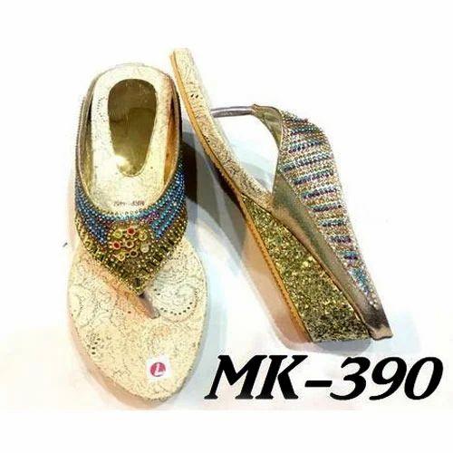 05d020686444a1 Ladies Fancy Chappal at Rs 250 /pair | Designer Sandal, Women Sandal ...