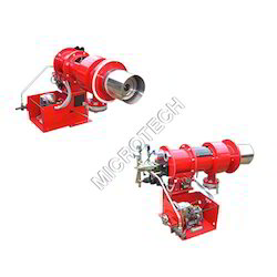 Dual Fuel Oil Gas Burner