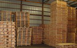 Pallet Solutions - Wooden Pallets & Crates