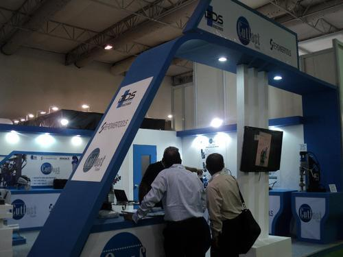 Exhibition Booth Fabrication In New : Exhibition stall modular exhibition stall service provider from