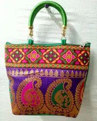 Printed Designer Handbag