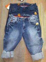 Heavy Knitting Jeans