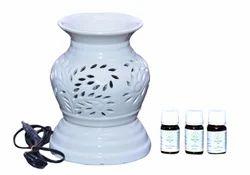 Aroma Oil Burner Set
