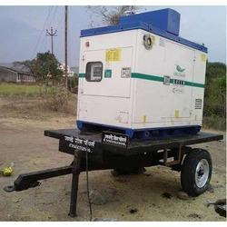 Trolley For Genset