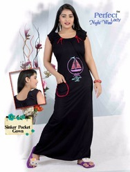 Sinker Pocket Gown