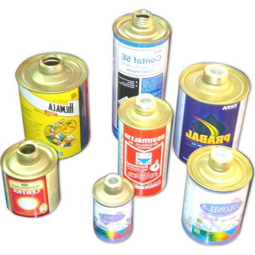 8f4af162aa Tin Container - Pesticide Tin Container Manufacturer from Mumbai