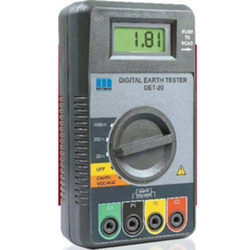 Motwane Digital Earth Tester