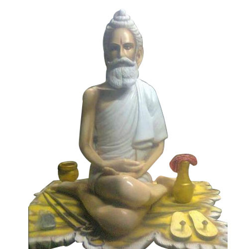 Fiberglass Baba Lokenath Statue Fibreglass Statue Gfrp