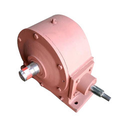 Bewel Reduction Gear Box Crown Pinion Type