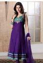 Blue Color Anarkali Suits