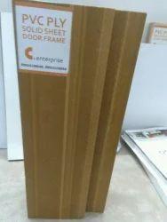 WPC Solid Door Frame