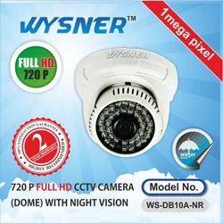 Wysner 1.0 Megapixel CCTV Camera (Indoor) WS-DB10A-NR