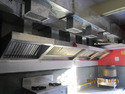 Commercial SS Kitchen  Exhaust System