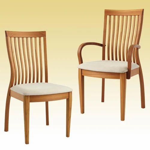 Teakwood Designer Chair