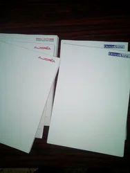 White,Off White A4 Printed Letterheads