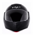 Vega Crux Black Full Face Large Helmet