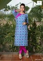 Designer cotton casual Kurti