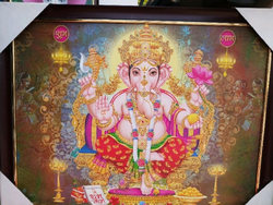 Ganesh Photo Frame