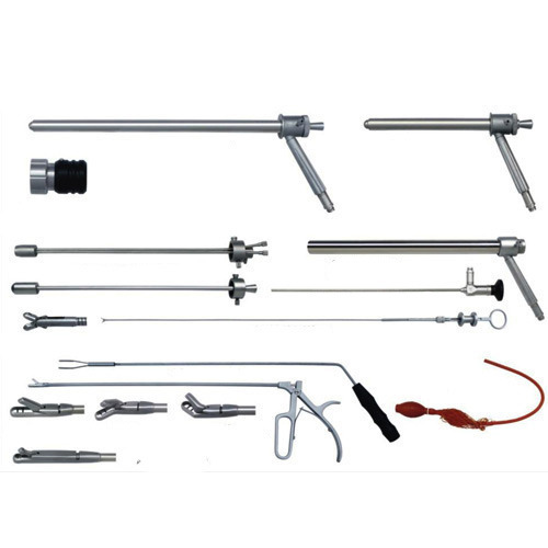 Stainless Steel Sigmoidoscopy Instrument