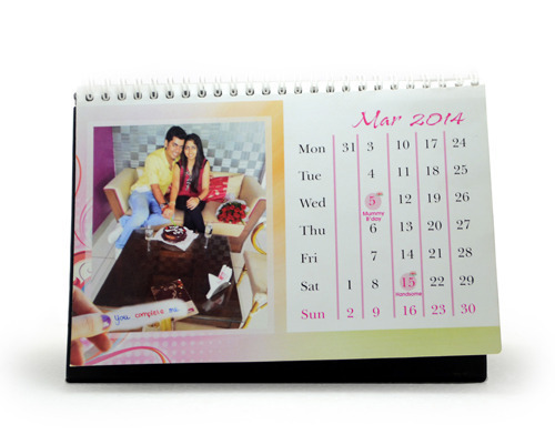 callender personalized calendar retailer from nagpur