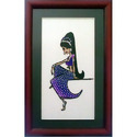 Frame Glass Painting