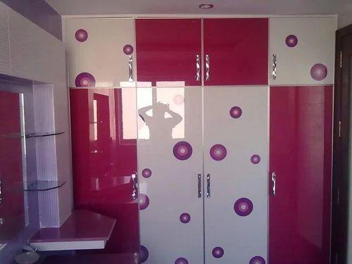 Bedroom Wardrobe Decolam Designs