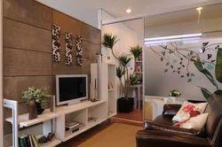 Living Room Decorative Glass