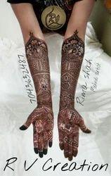 Bridal Mehndi Services Bridal Mehndi Designer Service Provider
