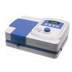 Microprocessor Single Beam Spectrophotometer