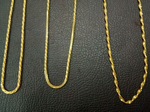 Gold Chains Handmade And Neckleces Ecommerce
