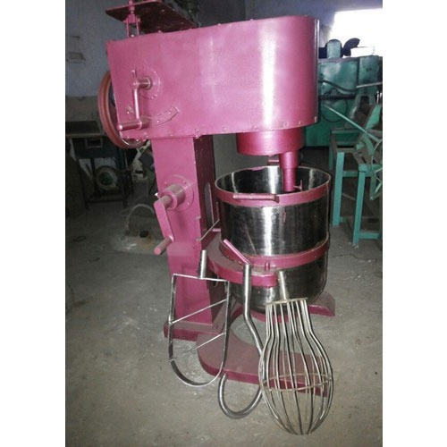 Automatic Stainless Steel Bakery Mixer